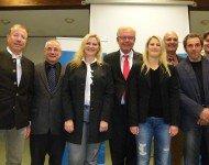 Der Vorstand des CSU-Kreisverbandes Kempten