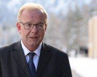 CSU-Fraktionschef Thomas Kreuzer fordert in der Flüchtlingskrise endlich Taten statt Worte. (Foto: Dr. Gerald Schneider)