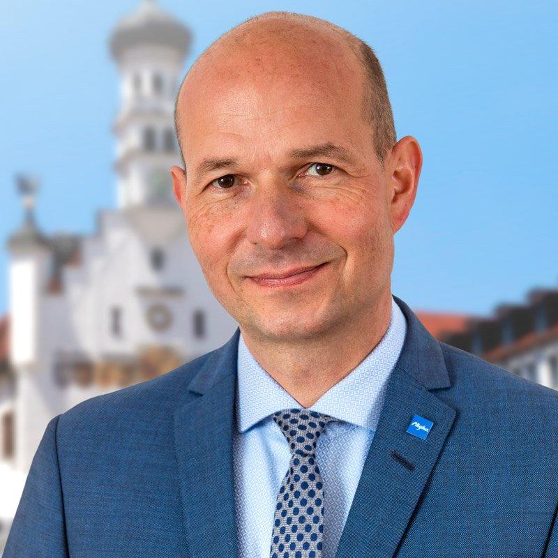 Oberbürgermeister Thomas Kiechle