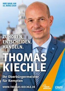 Thomas Kiechle Plakat