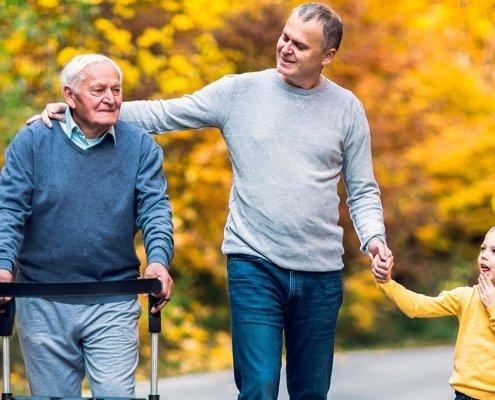 Gut und gerne zusammenleben. Foto © Mediteraneo - stock.adobe.com