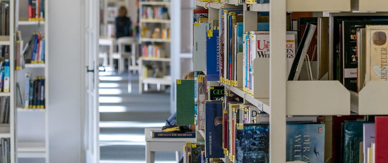 Stadtbücherei in der Orangerie