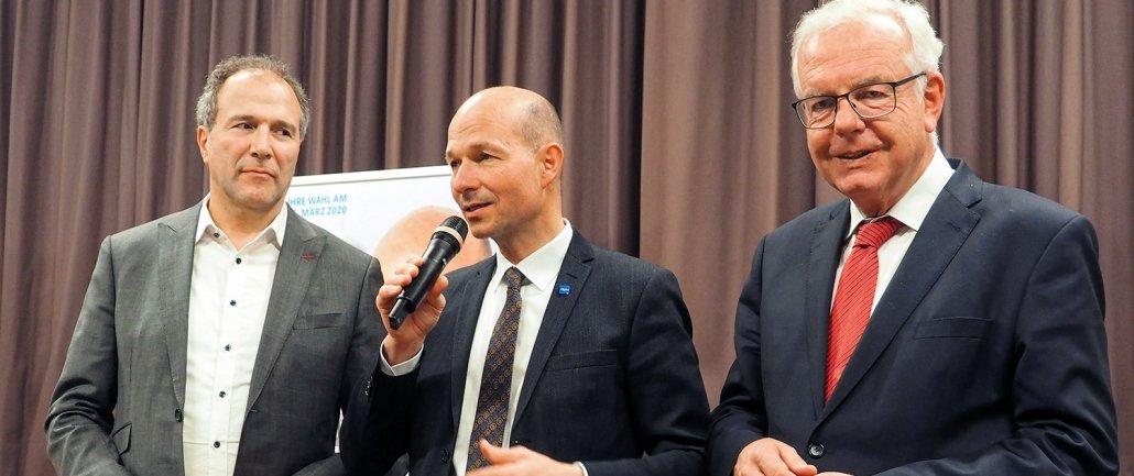 Gesagt, getan - Alexander Hold, Thomas Kiechle und Thomas Kreuzer